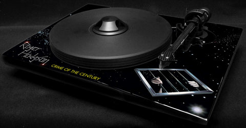 ROGER HODGSON - CRIME OF THE CENTURY TURNTABLE BY ORACLE AUDIO