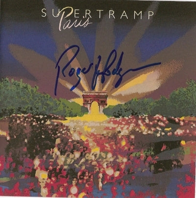 PARIS CD - REMASTERED SERIES (NOT AUTOGRAPHED)
