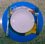 BREAKFAST IN AMERICA PLACEMAT SET