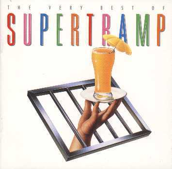 AUTOGRAPHED BEST OF SUPERTRAMP - REMASTERED SERIES