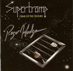 AUTOGRAPHED CRIME OF THE CENTURY CD - REMASTERED SERIES
