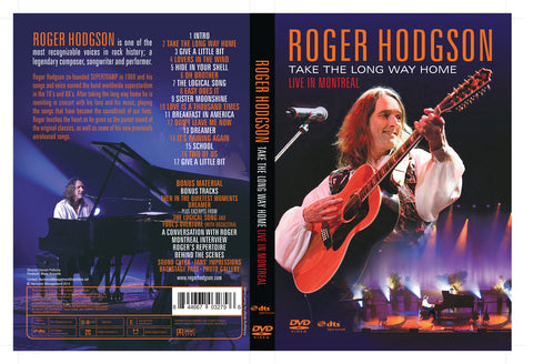 TAKE THE LONG WAY HOME - LIVE IN MONTREAL DVD
