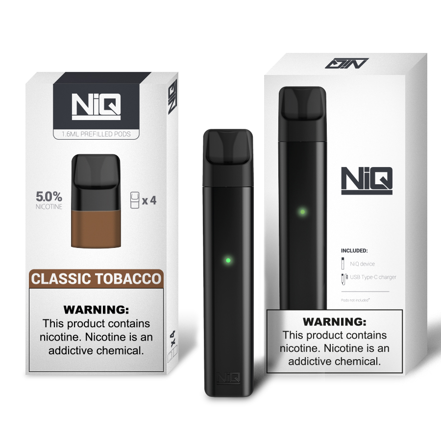 NiQ Bundle *Free Device*
