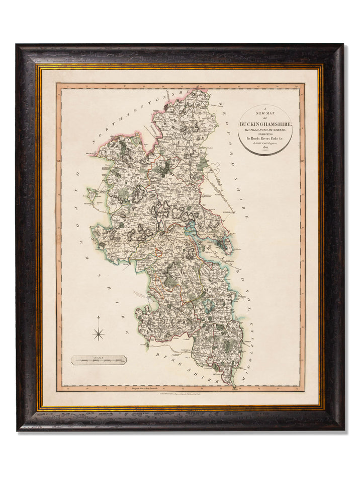 c.1806 County Maps of England