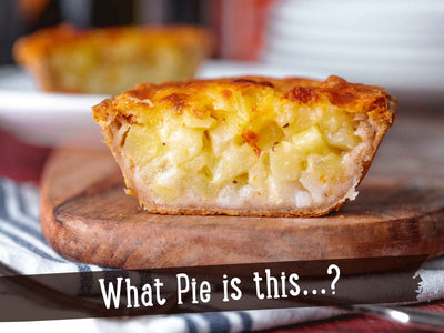What is a Homity Pie?