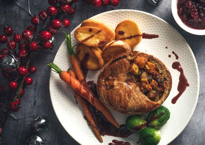 Vegan Christmas Dinner to plan?  Bring out the Pie!