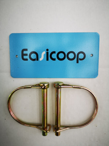 Quick Release pins X2 for Easicoop Gothic