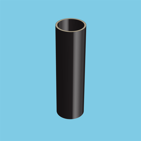 "ROUND PIPE 4"" 100MM"
