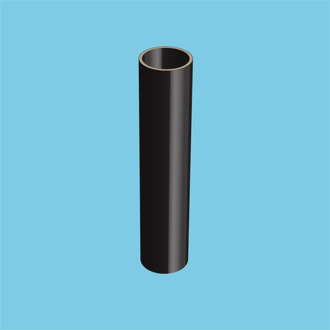 "ROUND PIPE 3"" 75MM"