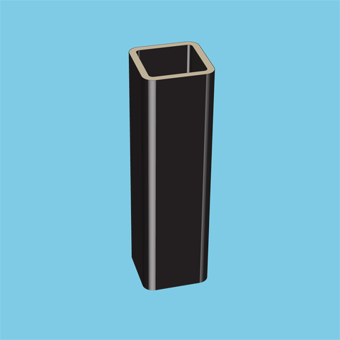 "SQUARE PIPE 4"" 100x100MM"