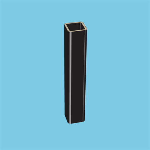 SQUARE PIPE 60x60MM