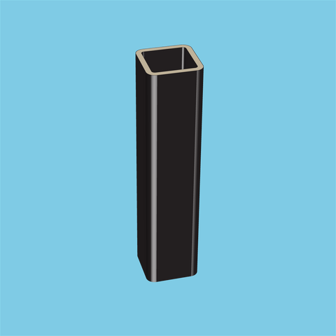 SQUARE PIPE 80x80MM