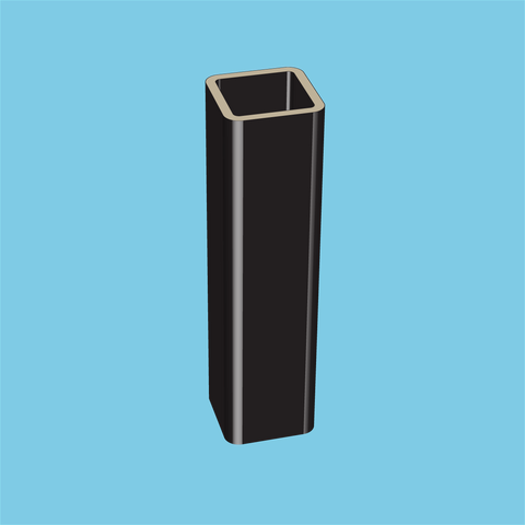 SQUARE PIPE 90x90MM