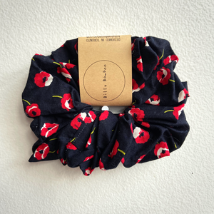 Billy Bamboo Poppy Scrunchie