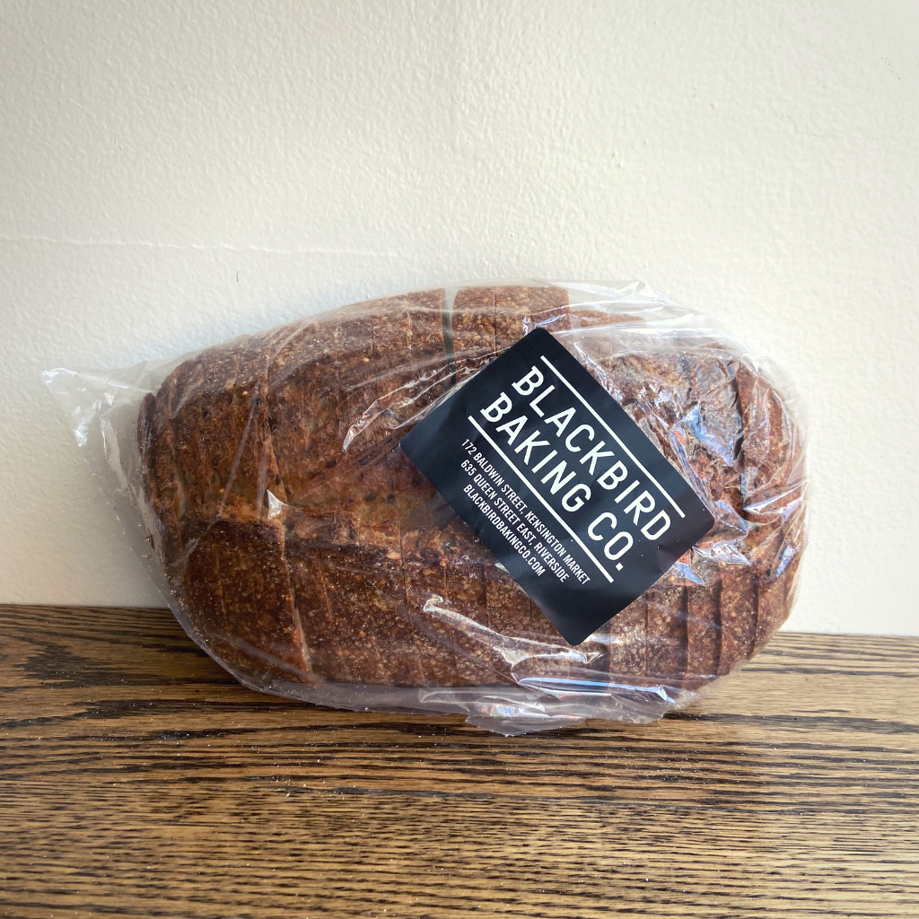 Blackbird Bakery Multigrain Oval  680g
