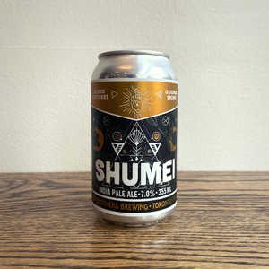 [12-Pack] Blood Brother's Shumei IPA 355ml