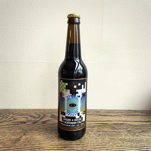 Blood Brothers Under a House in Northern Italy Amaretto Coffee Stout 500ml