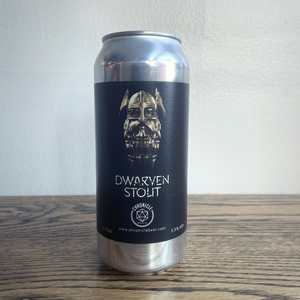 [4-Pack] Chronicle Dwarven Stout 473ml