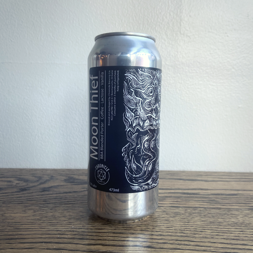 [4-Pack] Chronicle Moon Thief BBA 473ml