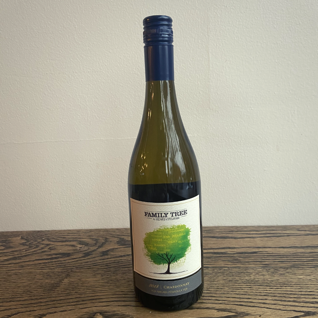 Family Tree Chardonnay 2018