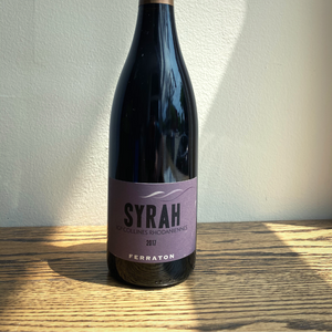 Image of Syrah, Ferraton. Ardèche, France in Henrietta Lane