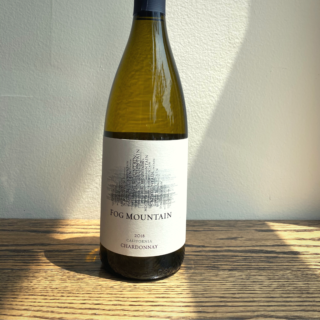 Image of Fog Mountain Chardonnay.  California, USA. in Henrietta Lane