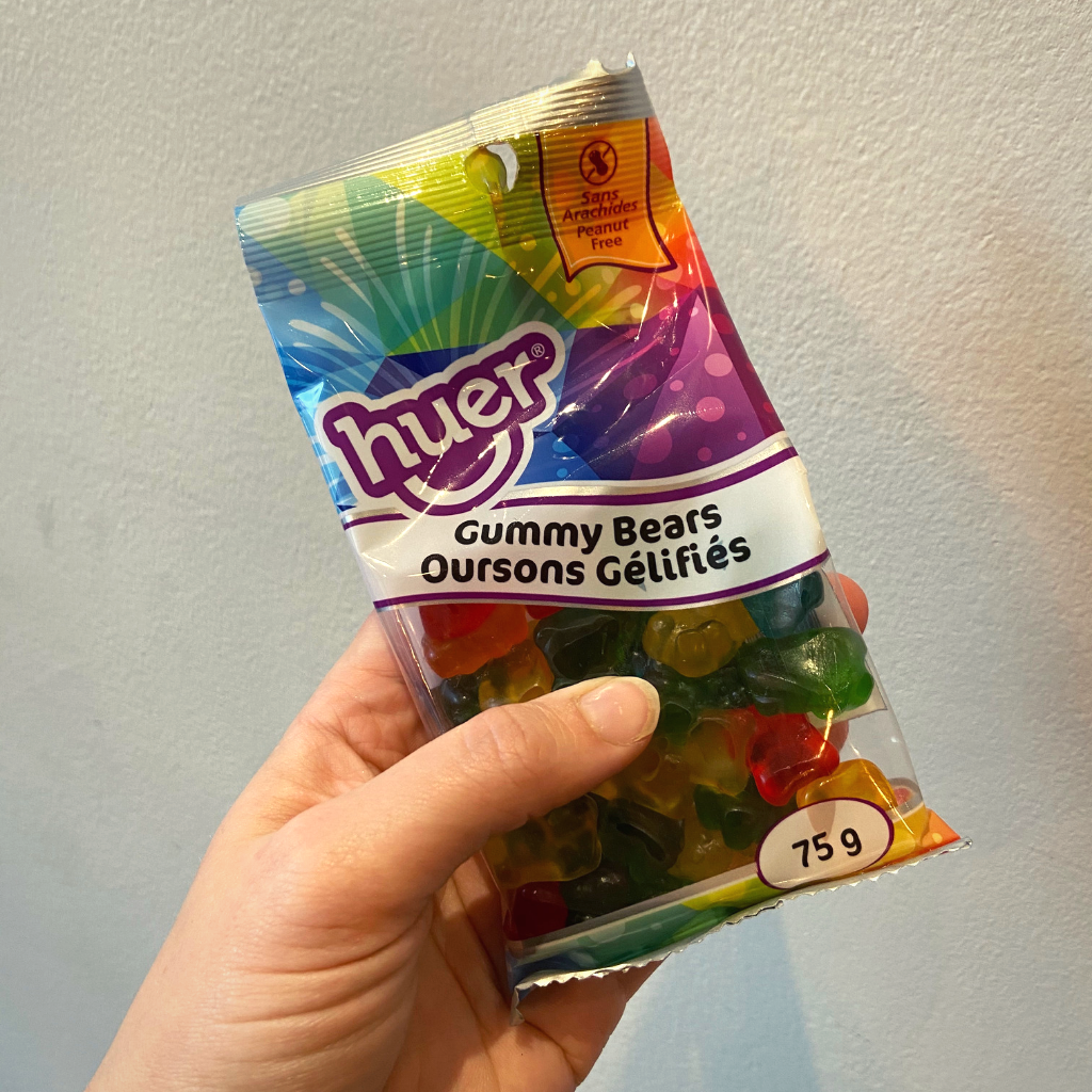 Huer Gummy Bears (75g)