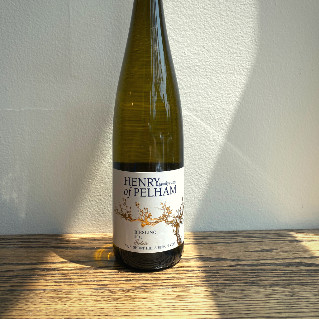 Image of 2017 Riesling Henry of Pelham. Niagara, ON in Henrietta Lane