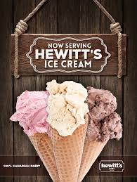 Hewitt's Ice Cream