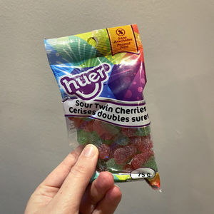 Huer Sour Twin Cherries