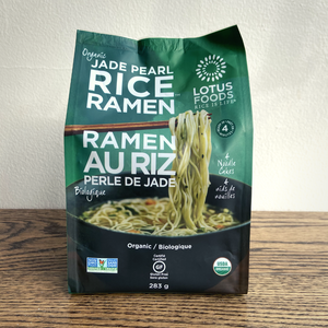 Lotus Food Jade Pearl Rice Ramen (4-Pack)
