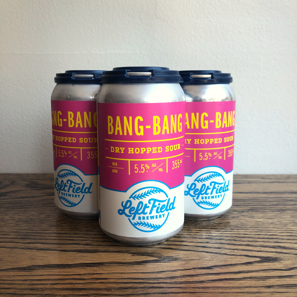 Left Field Bang-Bang Dry Hopped Sour 355ml
