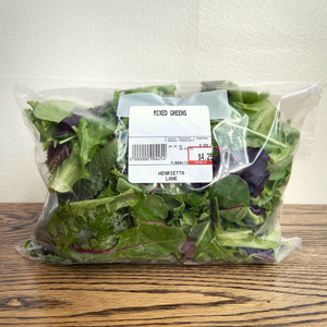 Mixed Greens (Half Pound)