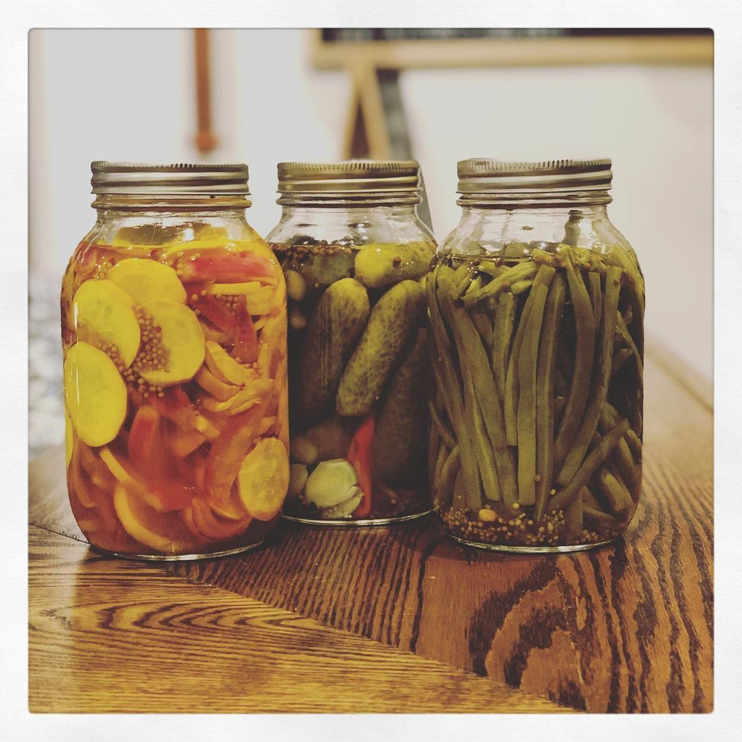 Mixed House Pickles