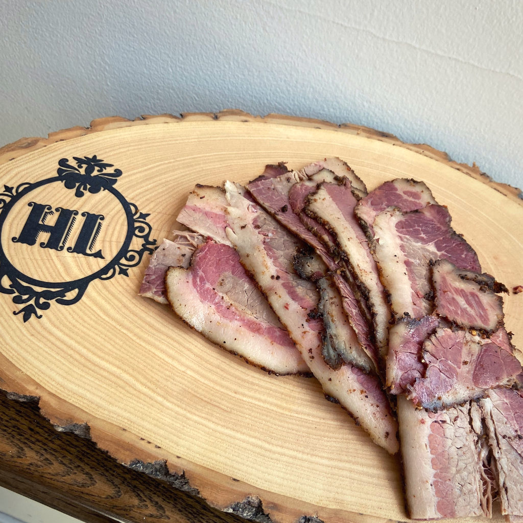 House-made Montreal-Style Smoked Meat