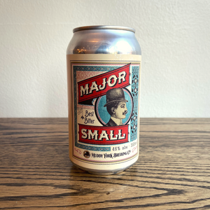 [12-Pack] Muddy York Major Small Best Bitter 355ml
