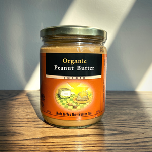 Nuts to You Smooth Peanut Butter (500g)