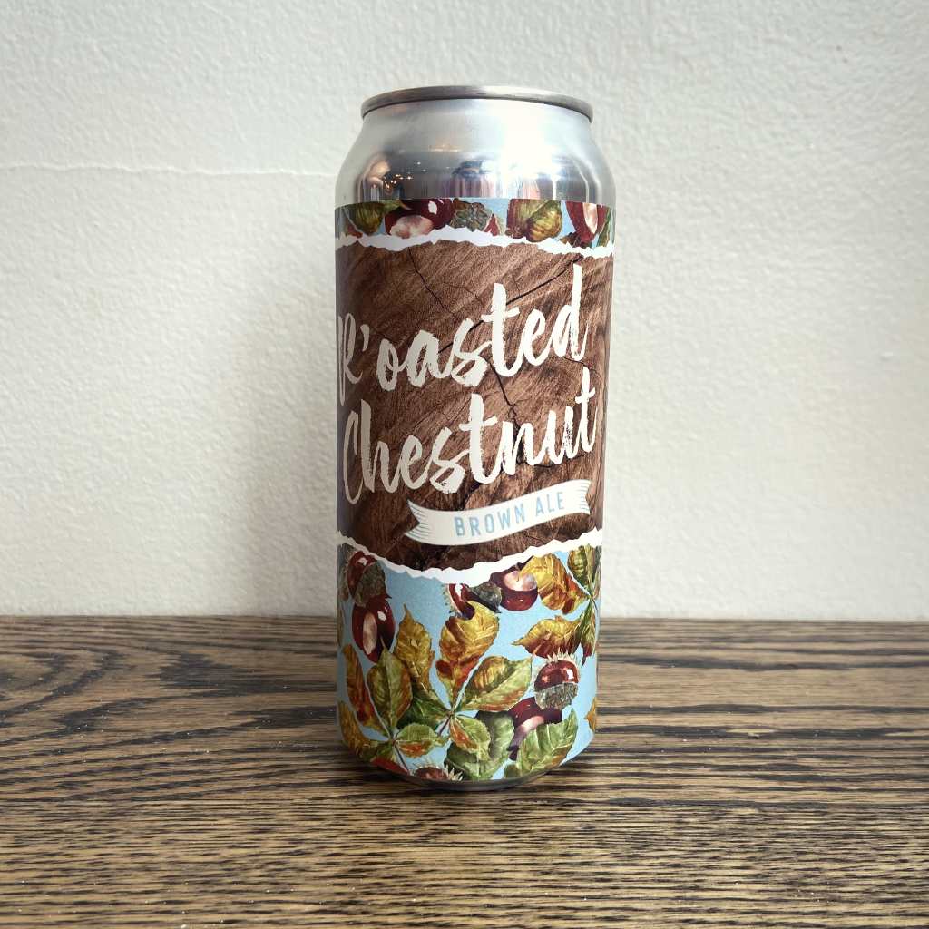 Oast Roasted Chestnut Brown Ale 473ml