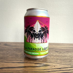 Blood Brothers Paradise Lost Fizz Royale Nitro Sour Ale 355ml