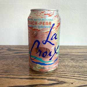 LaCroix Peach Pear