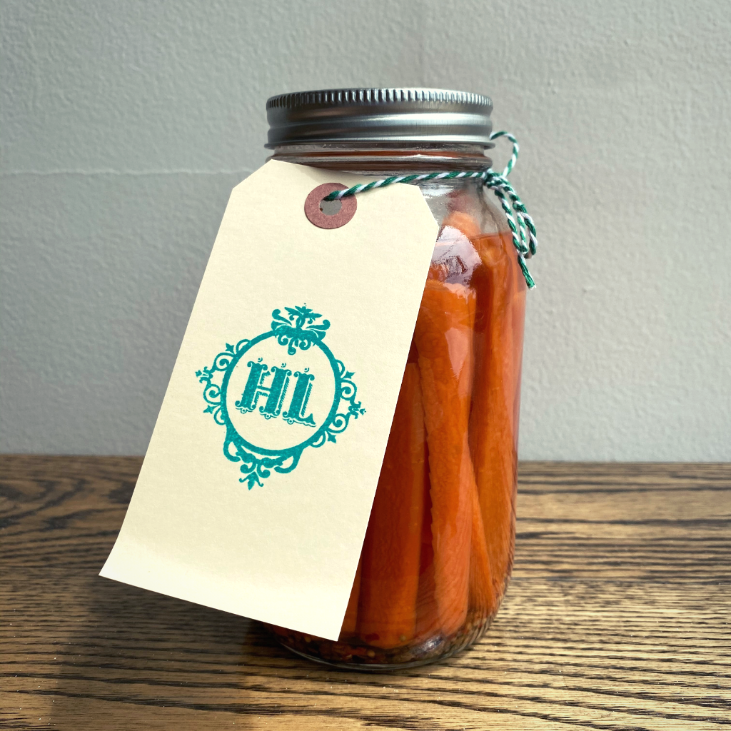 Image of Pickled Carrots in Henrietta Lane