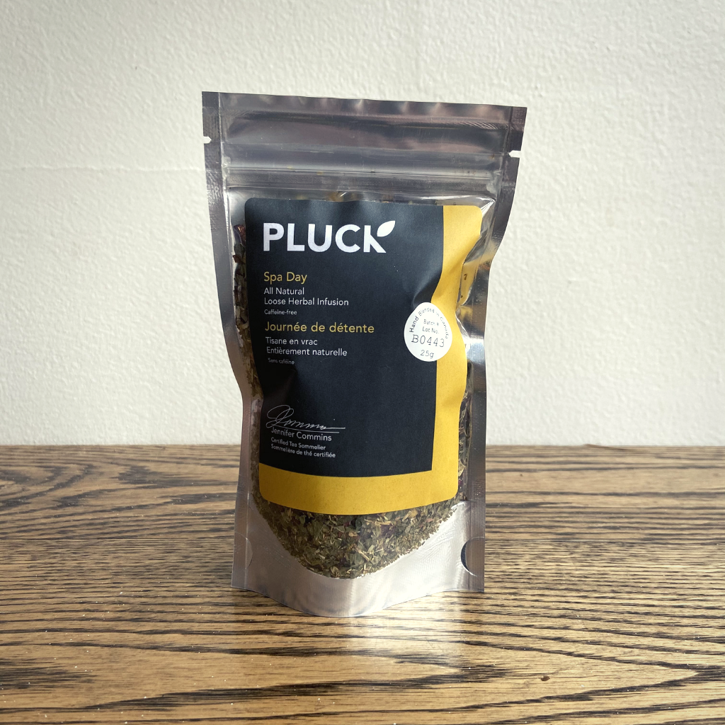 Pluck Spa Day Loose Tea (12 servings)