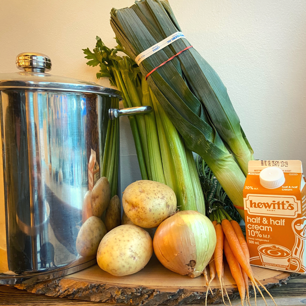 Potato Leek Soup Kit