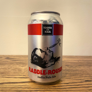 [12-Pack] Tooth and Nail Rabble Rouser IPA 355ml
