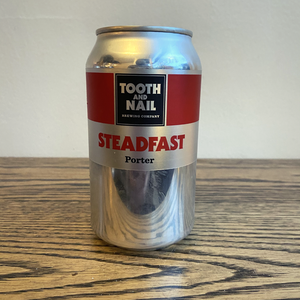 [12-Pack] Tooth and Nail Steadfast Porter 355ml