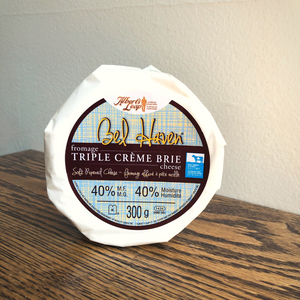 Belhaven Triple Cream Brie (300g)