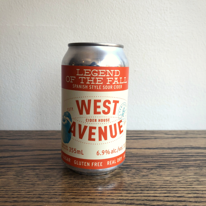 West Avenue Legends of the Fall 355ml