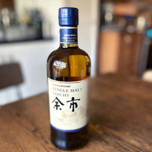 Nikka Yoichi Single Malt Japanese Whisky (700ml)