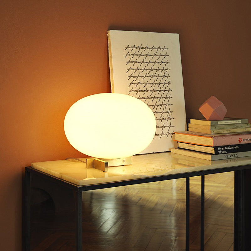 Alba Table Lamp Lamp Oluce