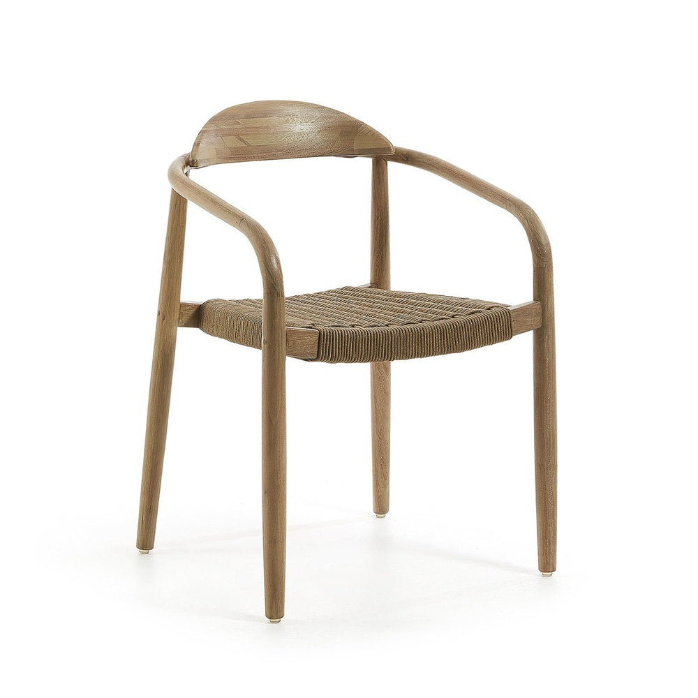 Glynis Dining Chair Beige Chair Barcelona
